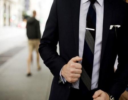 Pasadores con estilo para novios