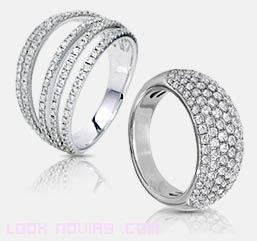 anillos dobles para novias