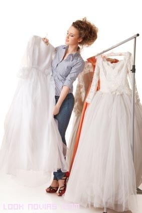 ayudante para novias