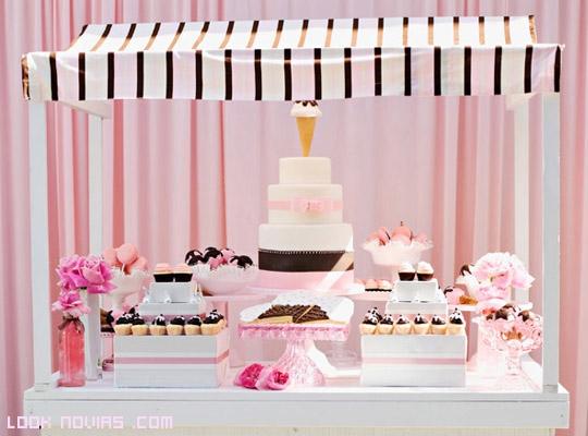 ideas de decoración en bodas