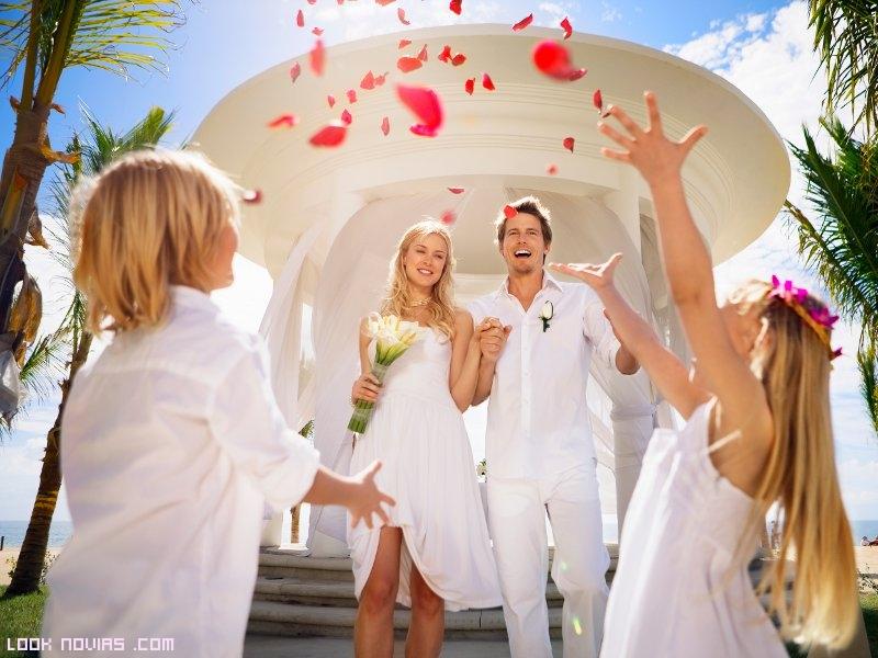 bodas en islas