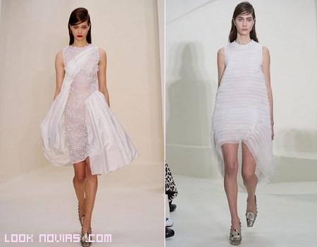 Vestidos cortos Dior