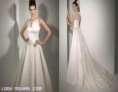Nuevos vestidos de novia