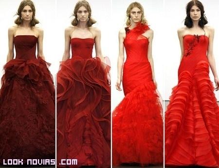Vestidos de color