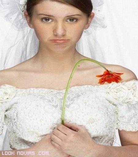novias estresadas