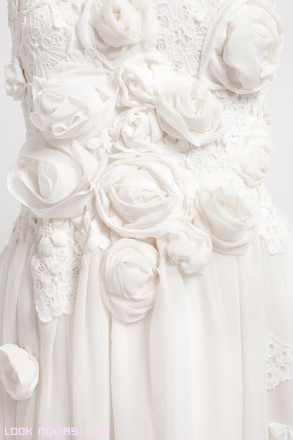 vestidos de novia hechos a mano