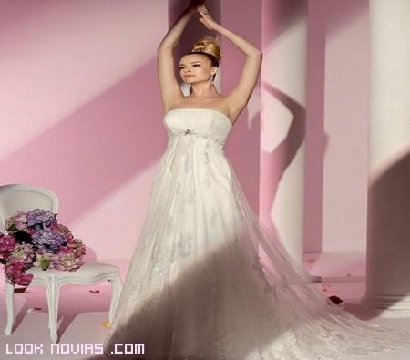 Cómo cuidar tu vestido de novia
