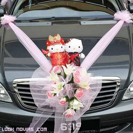 Hello Kitty para bodas