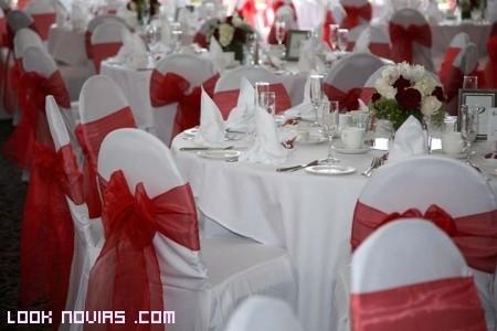 sillas con lazo bodas