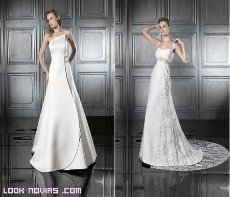 Vestidos de novia muy caros