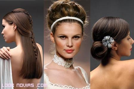 Tres Peinados Diferentes
