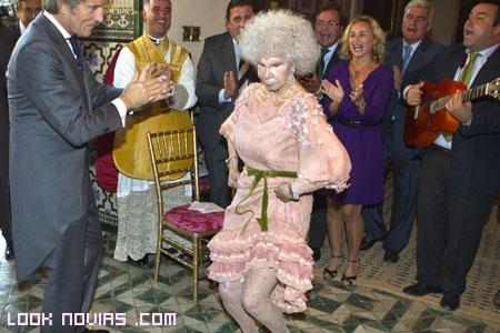 La Duquesa baila