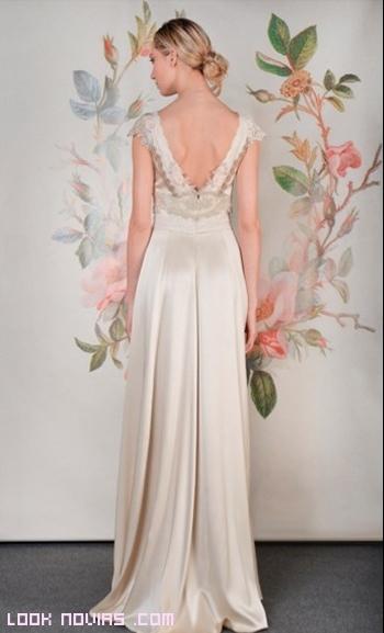 Bordados en vestidos de novia