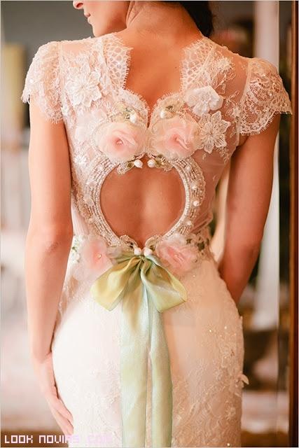 Escotes elegantes para novias