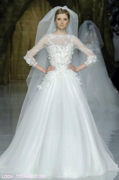 bordados para novias modernas