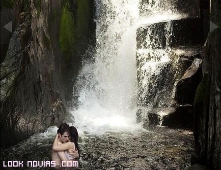 cascada en Brasil