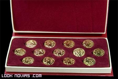 Monedas o Arras