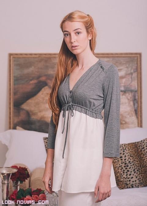 camisetas de algodón para novias