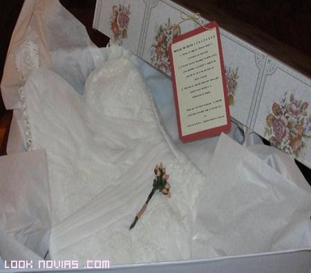Limpieza y cuidados para los vestidos de novias