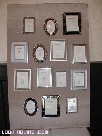 marcos vintage para bodas