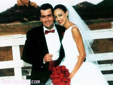 Primera boda corta de las celebrities