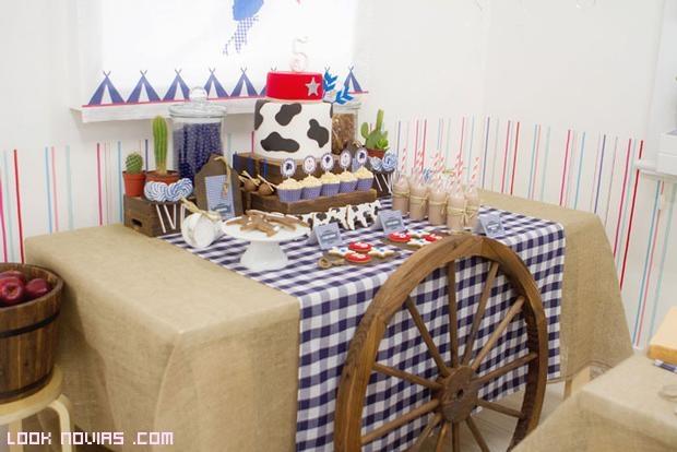 mesas temáticas para bodas