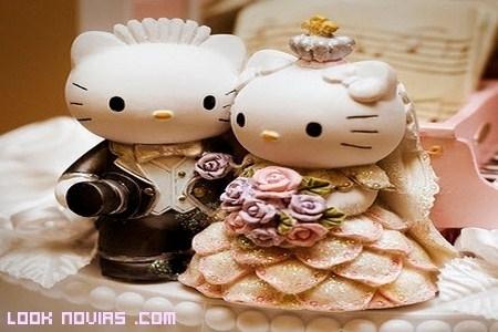 Figuritas para tartas de boda