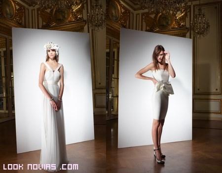 Vestidos de novia Lanvin