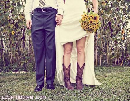 zapatos originales para novias