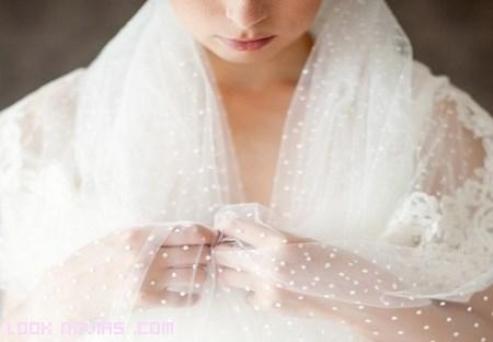 novias 2013 con velos