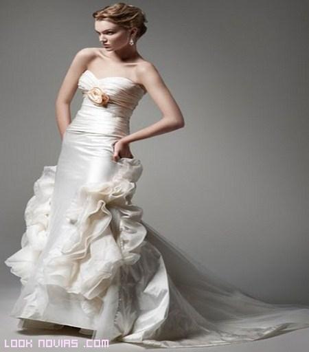 escotes de novia
