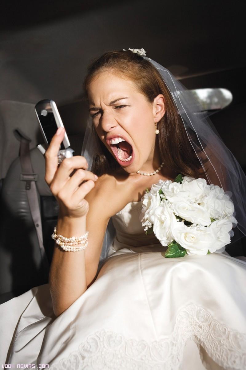consejos para novias estresadas