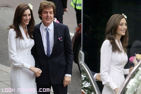 Nueva boda de Paul McCartney
