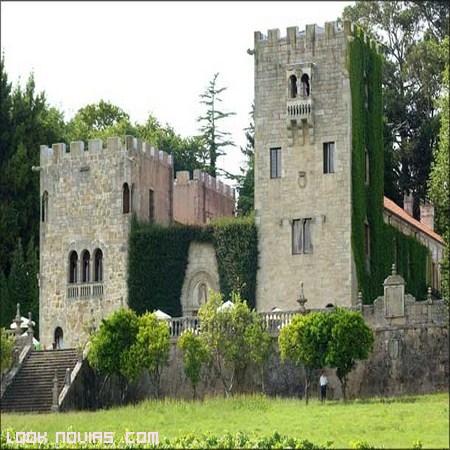 Castillos de la Edad Media para bodas