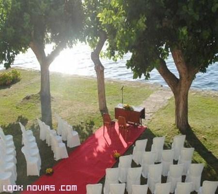 lugares paradisíacos para tu boda