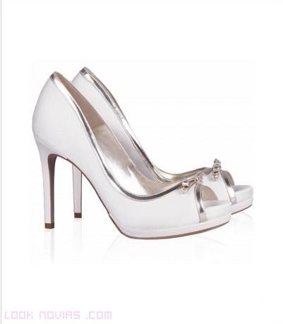 Zapatos de salón para novias