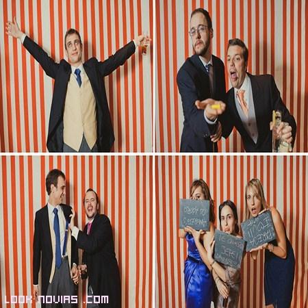 Fotos graciosas para una boda