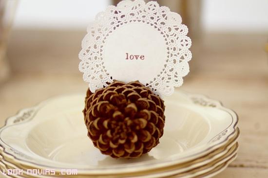 decoración de mesa en bodas