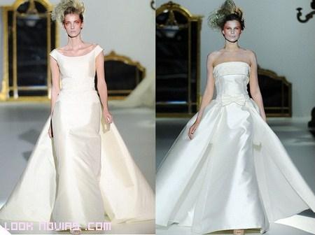 Vestidos de novia Raimon Bundo