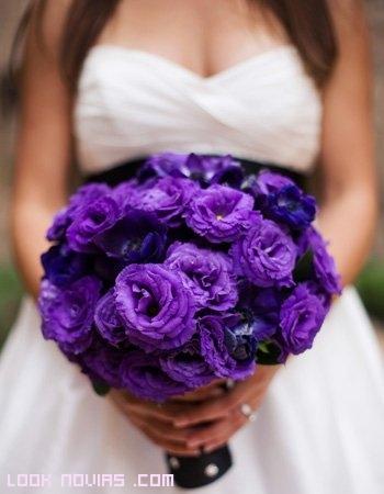 Bouquets para novias