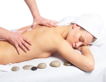 masajes para los nervios