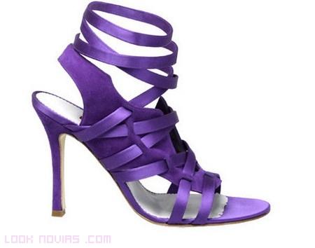 Sandalias de moda para bodas