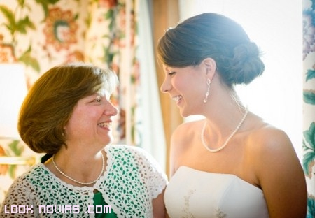 relación entre la novia y la suegra