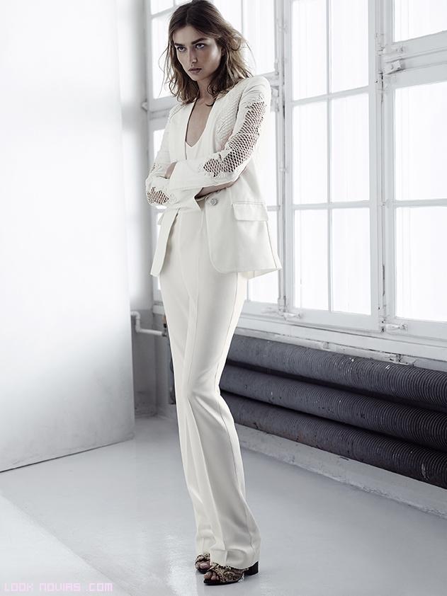 Trajes de chaqueta a la moda