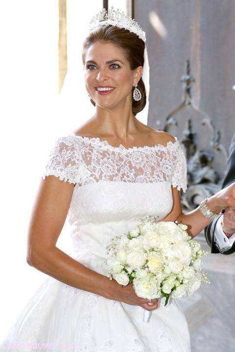 vestidos de novia de princesas