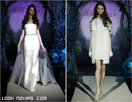 vestidos blancos originales