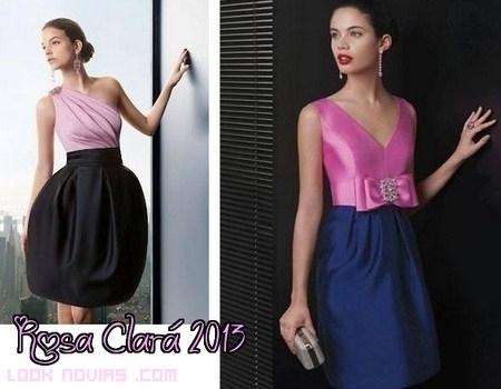 77a212fc2 Vestidos de fiesta por Rosa Clará