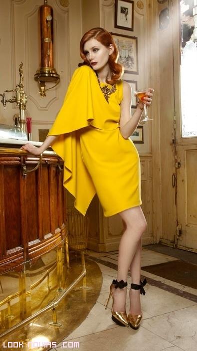 vestidos cortos sin mangas