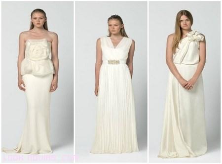 vestidos con flores para novias