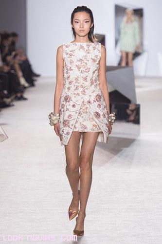 Vestidos primavera 2014 para invitadas